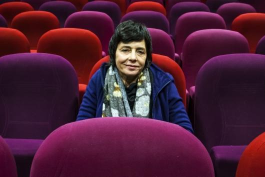 Paloma Rocha (filha de Glauber em Paris) © Vanessa Oliveira