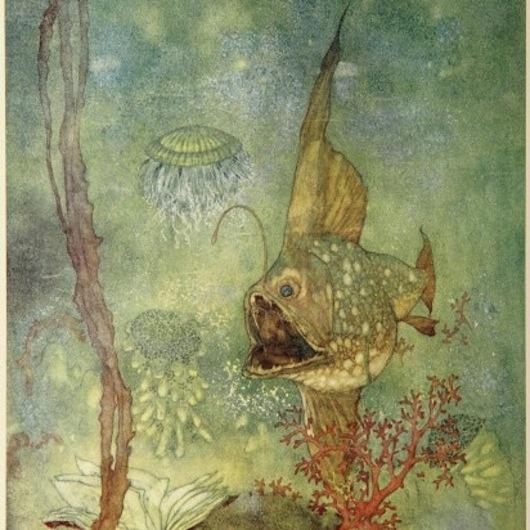 La Tempête 1910 © Musée royal de Mariemont. Le sommeil de la raison engendre des monstres marins.